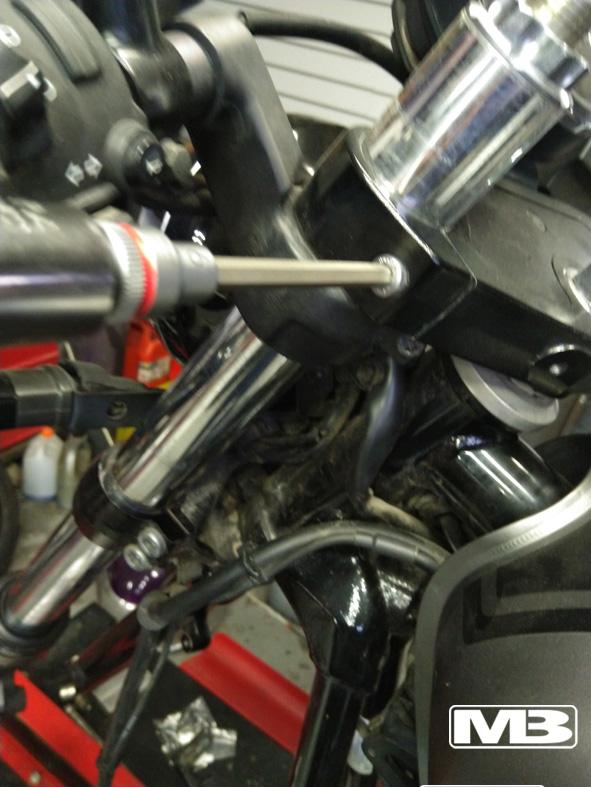 upper pinch bolt